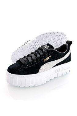 Afbeelding van Puma Sneakers Mayze Wns Puma Black-Puma White 38078401