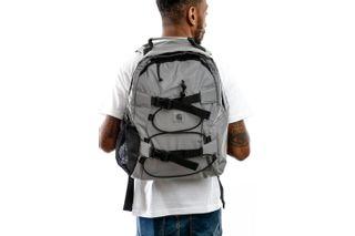 Foto van Carhartt Rugtas Flect Kickflip Backpack Reflective Grey I028385