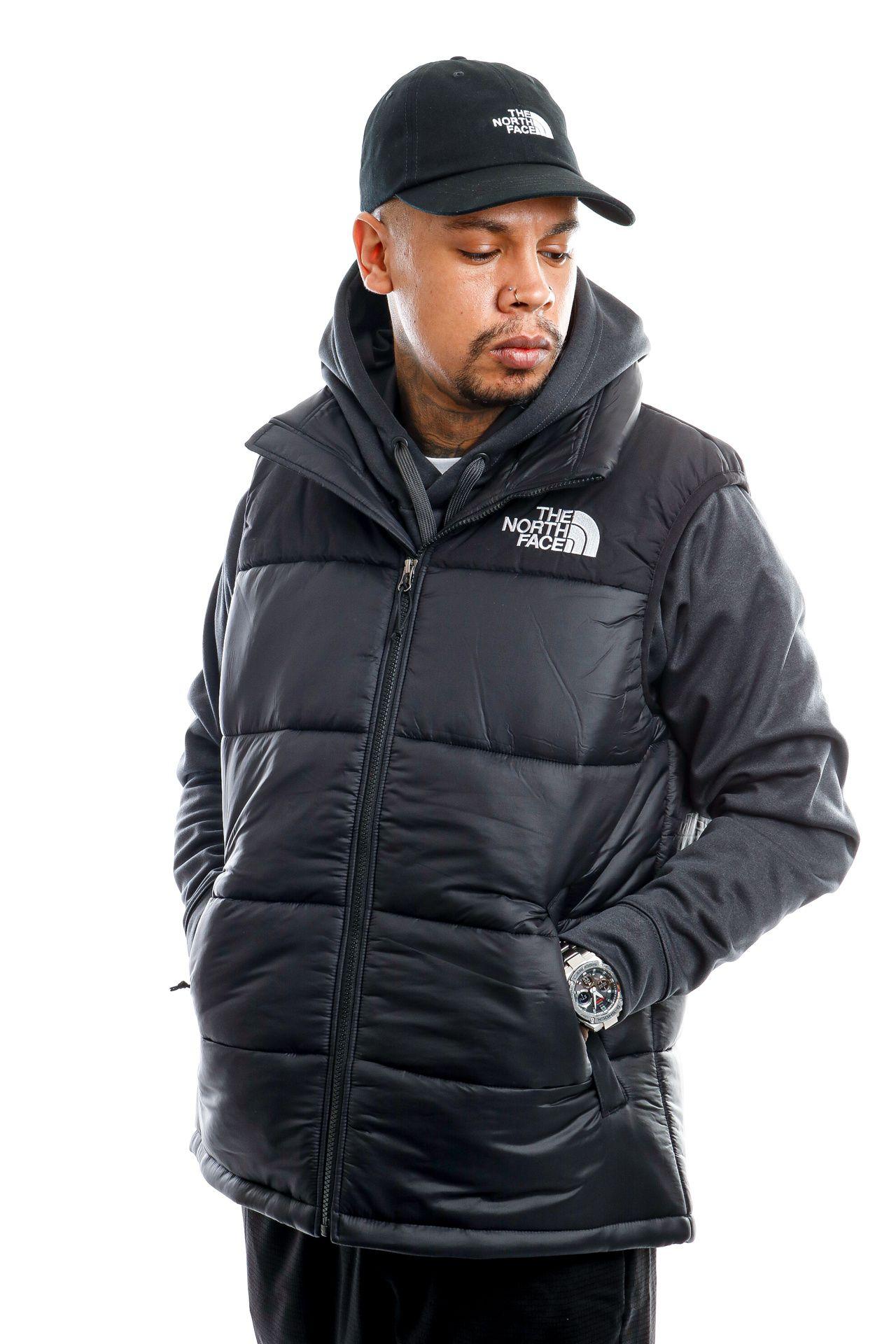 Afbeelding van The North Face Vest Men's Hmlyn Insulated Vest Black NF0A4QZ4JK31
