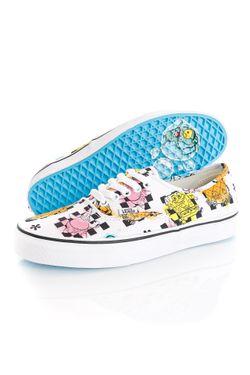 Afbeelding van Vans Sneakers UA Authentic (SpongeBob) Airbrush VN0A5HZSZAS1