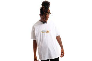 Foto van Carhartt T-shirt S/S Chocolate Bar White I029620