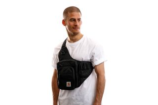 Foto van Carhartt Schoudertas Delta Shoulder Bag Black I027539