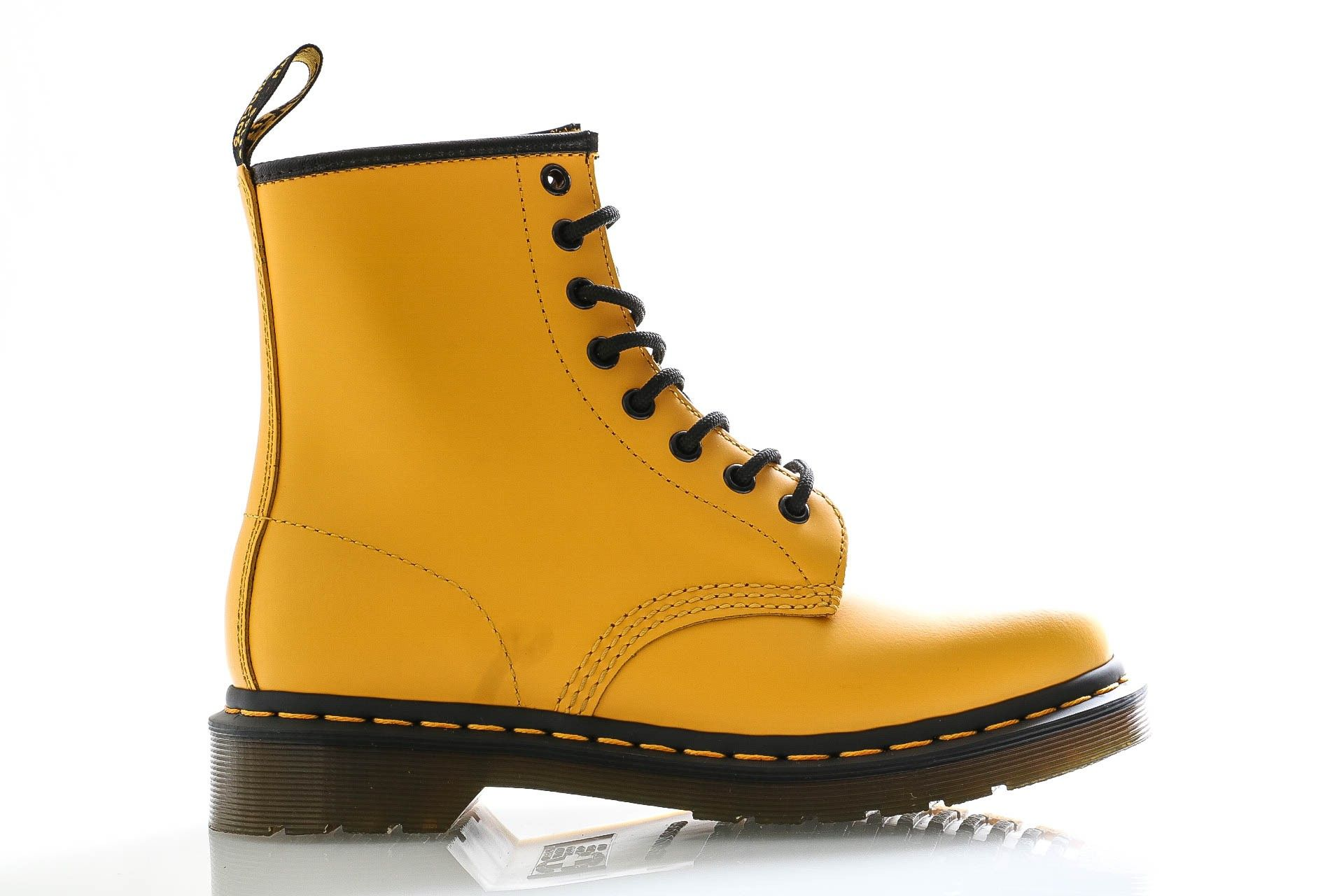 Afbeelding van Dr. Martens Boots 1460 Yellow Smooth 24614700