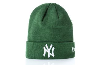 Foto van New Era Muts New York Yankees League Essential Cuff Knit 12040425