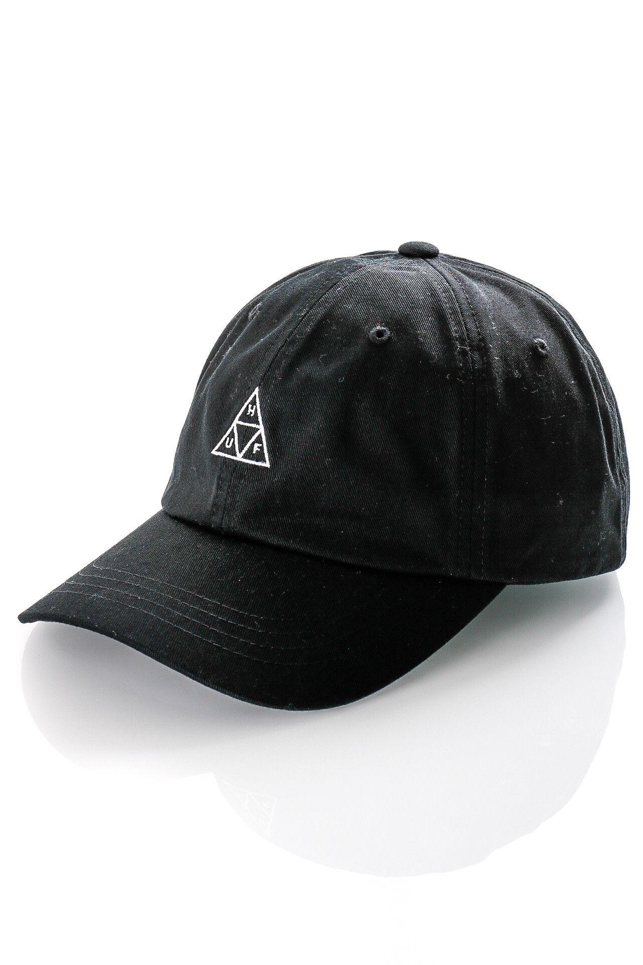 Afbeelding van HUF Dad cap Essentials Tt Cv Hat Black HT00346-BLACK