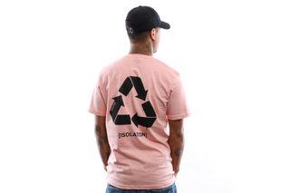Foto van Flight Of The Beast T-Shirt Isolation Tee Old Pink Fotb.19.Q3.F01