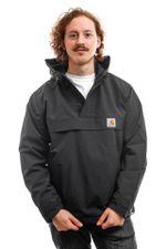 Carhartt Jacket Nimbus Pullover Black I028435