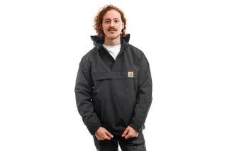 Foto van Carhartt Jacket Nimbus Pullover Black I028435