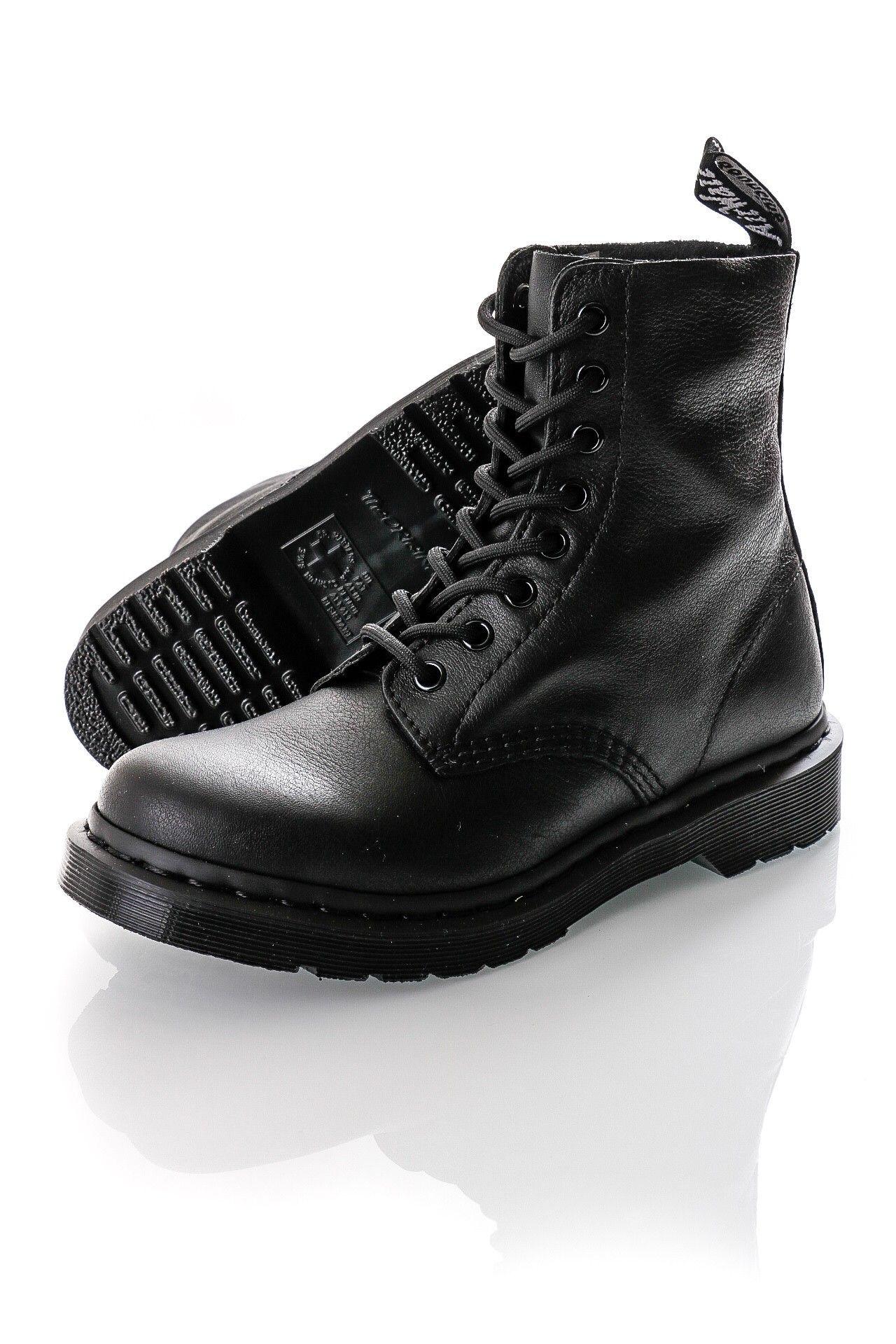 Afbeelding van Dr. Martens Boots 1460 Pascal mono Black Virginia 24735001 (24479001)