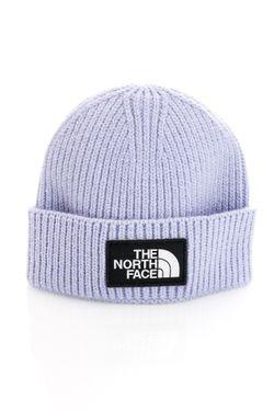 Afbeelding van The North Face Muts TNF LOGO BOX CUF BNE SHT Sweet Lavendel NF0A3FJXW231