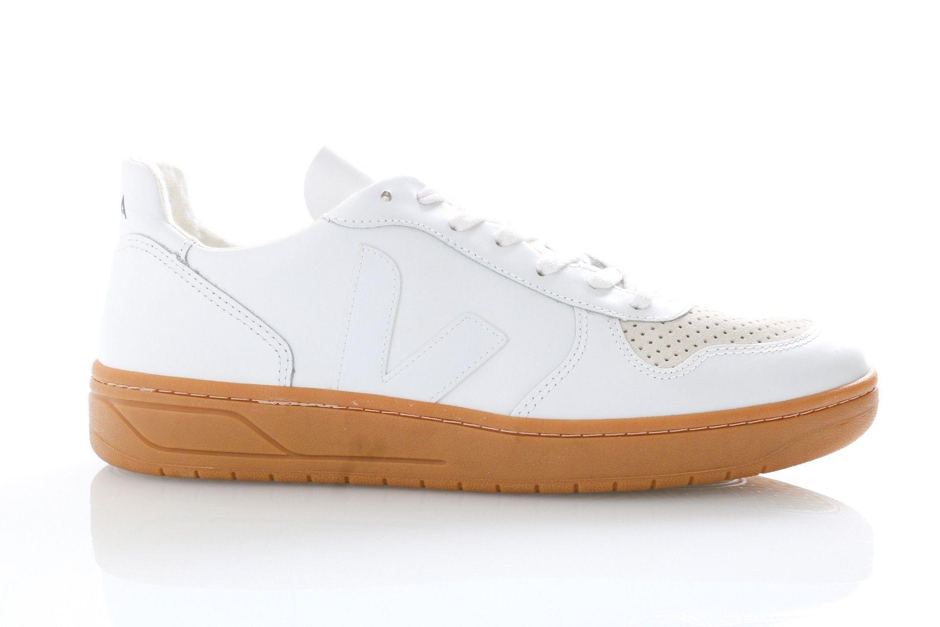 Afbeelding van Veja Vx021345 Sneakers V-10 Wit