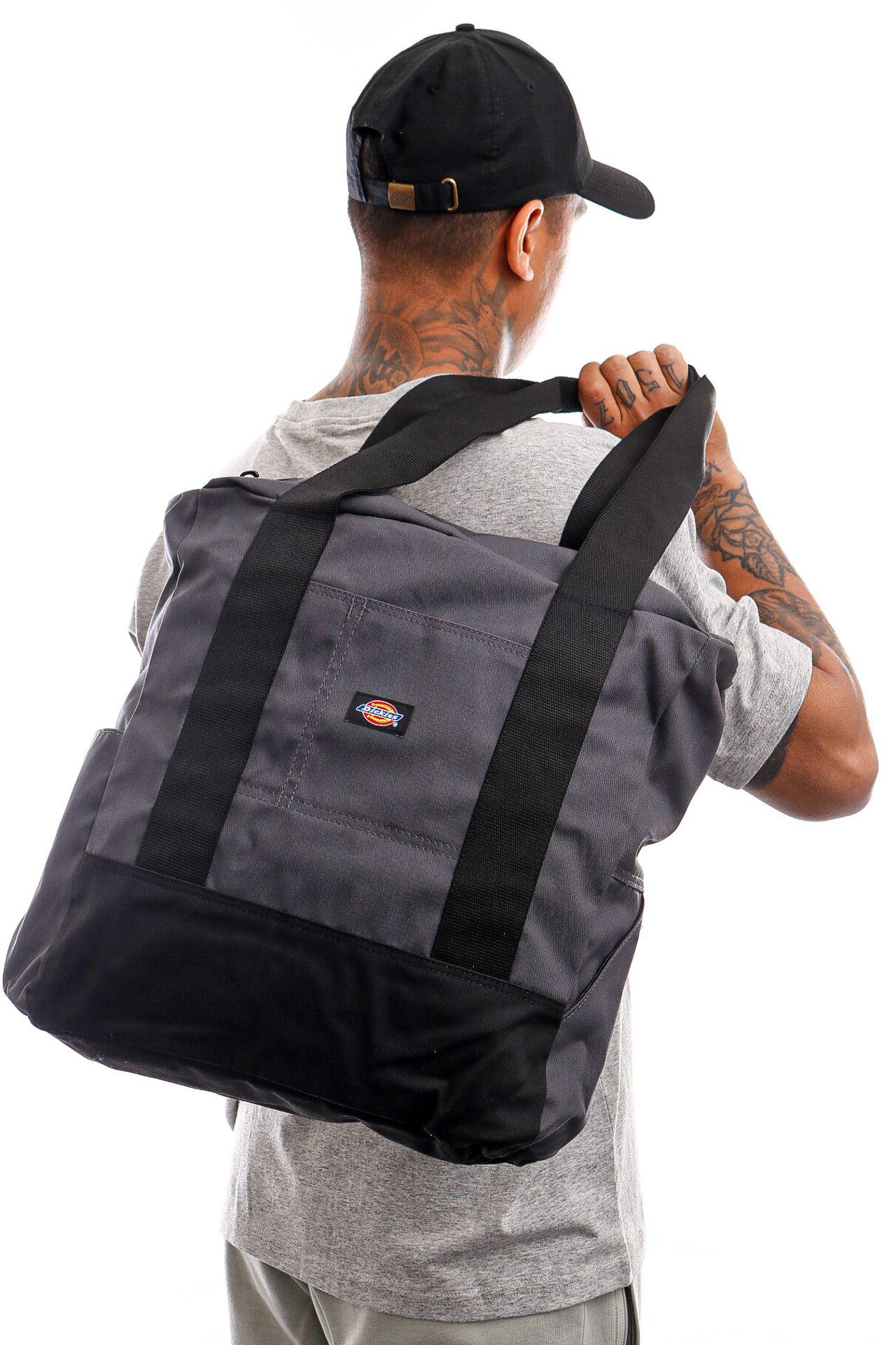 Afbeelding van Dickies Tote Bag Barataria Charcoal Grey DK0A4X7TCHO1