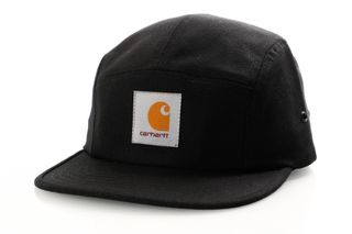 Foto van Carhartt Wip Backley Cap I016607 Strapback Cap Black