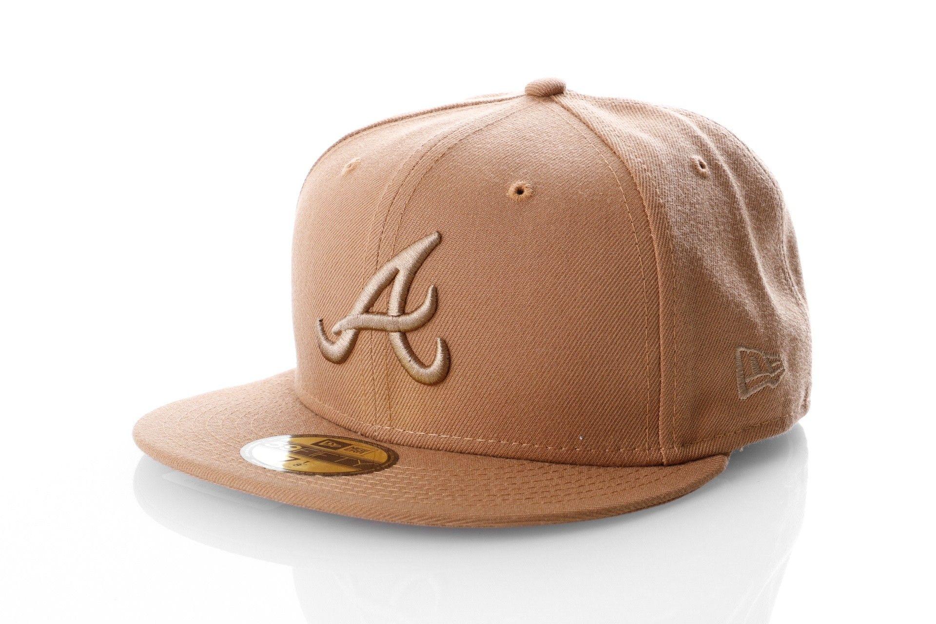Afbeelding van New Era Fitted Cap Atlanta Braves LEAGUE ESSENTIAL 5950 ATLANTA BRAVES 11794694