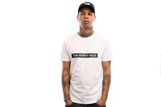 Foto van The North Face M S/S Light Tee T93S3O T Shirt Tnf White