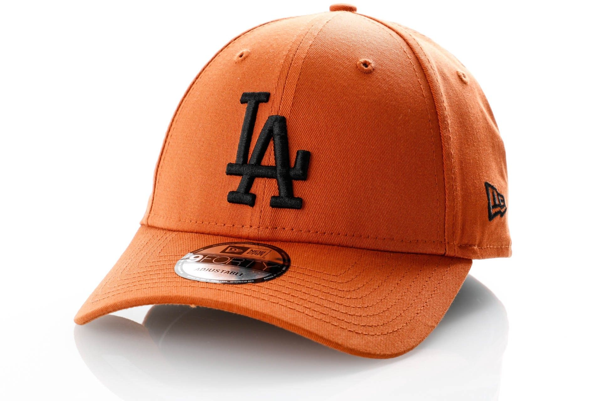 Afbeelding van New Era Dad Cap Los Angeles Dodgers League Essential 9Forty 12040438