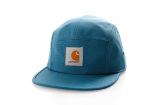 Foto van Carhartt Wip Backley Cap I016607 Strapback Cap Prussian Blue