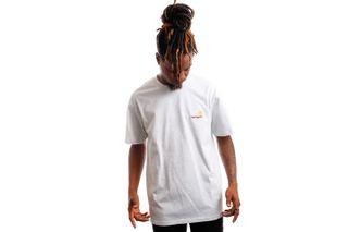 Foto van Carhartt T-shirt S/S American Script Ash Heather I029956