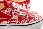 Afbeelding van Vans Ua Authentic Vn0A38Emukl1 Sneakers (Otw Repeat) Red/True Whi
