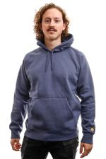 Carhartt Hooded Hooded Chase Sweat Cold Viola / Gold I026384