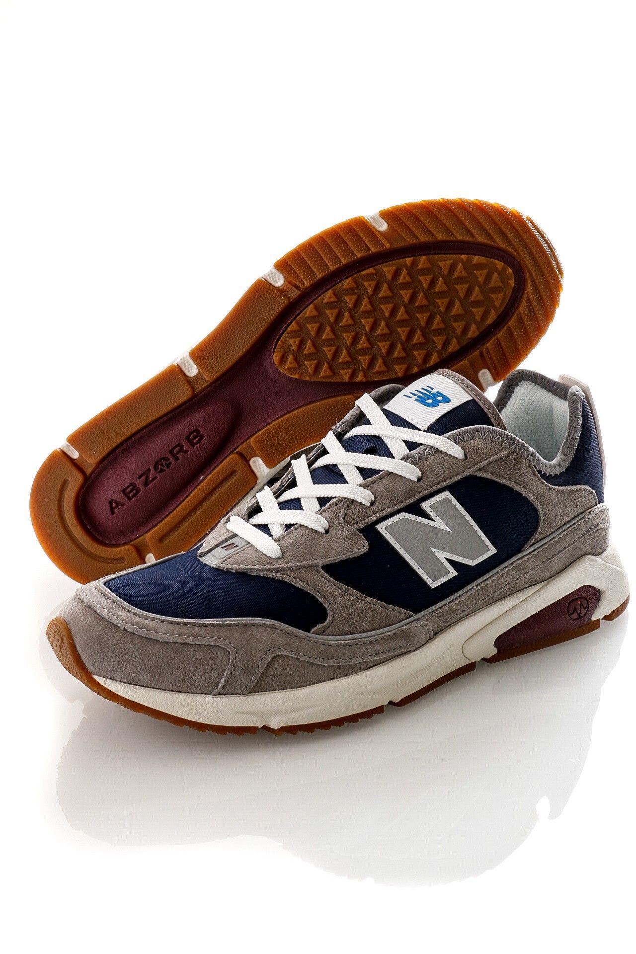 Afbeelding van New Balance Sneakers MSXRCNO Grey/Navy (033) 775361-60