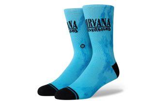 Foto van Stance Sokken Nirvana Nevermind Blue A558A20Nin