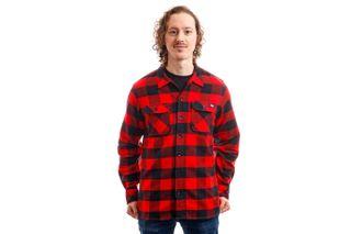 Foto van Dickies Overhemd Sacramento Shirt Red DK0A4X8NRDX1