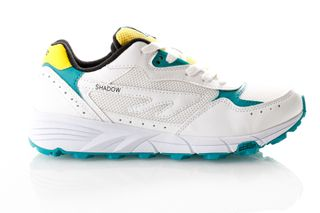 Foto van Hi-Tec Shadow Tl S010009-013 Sneakers White/Navigate/Yellow