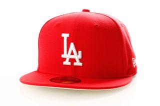 Foto van New Era Fitted Cap Los Angeles Dodgers League Essential 11945532