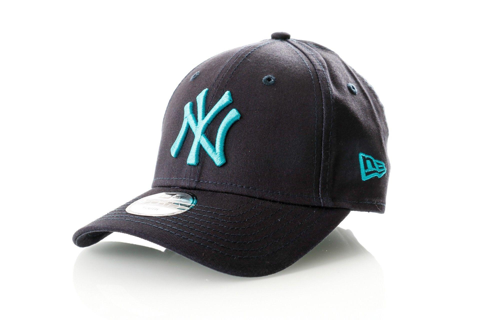 Afbeelding van New Era Dad Cap New York Yankees Kids League Essential 9Forty 12145453