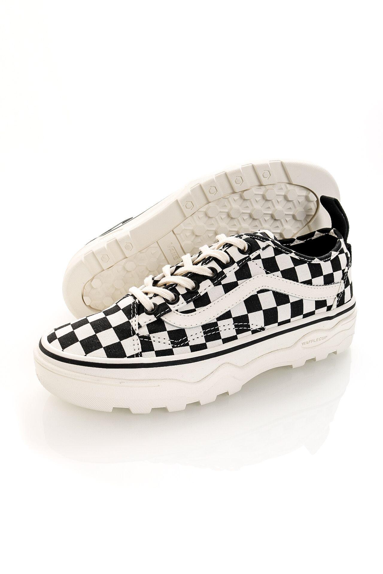 Afbeelding van Vans Sneakers UA Sentry Old Skool WC (CHECKERBOARD) Marshmallow VN0A5KR3Q4O1