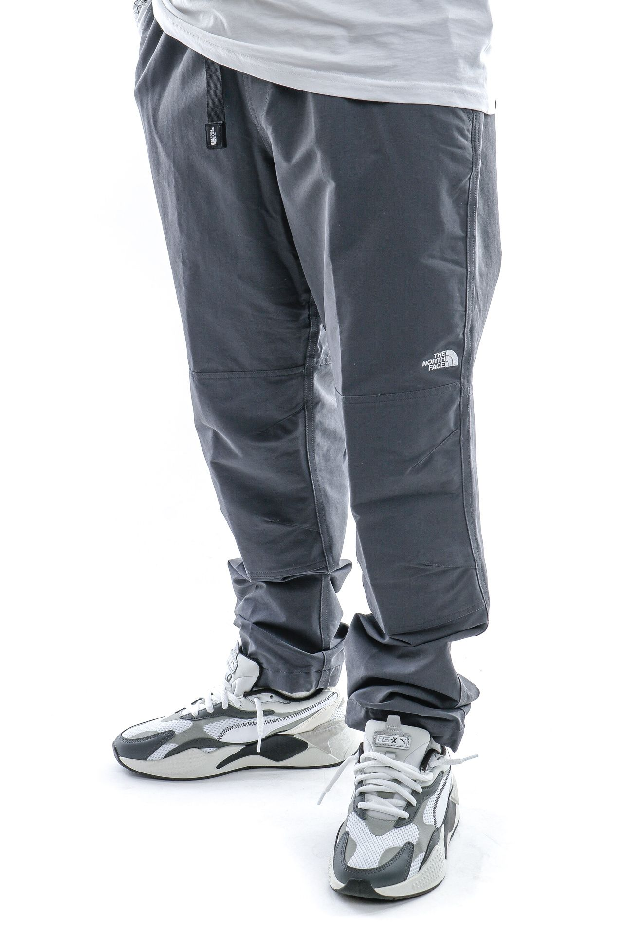 Afbeelding van The North Face Broek Men's Woven Pull On Pant Vanadis Grey NF0A4QPH1741