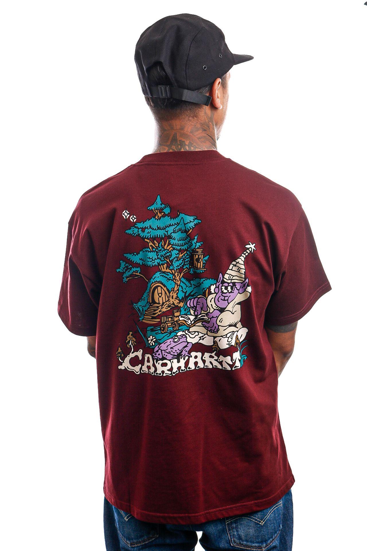 Afbeelding van Carhartt T-shirt S/S KoganKult Wizard Jam IO29632