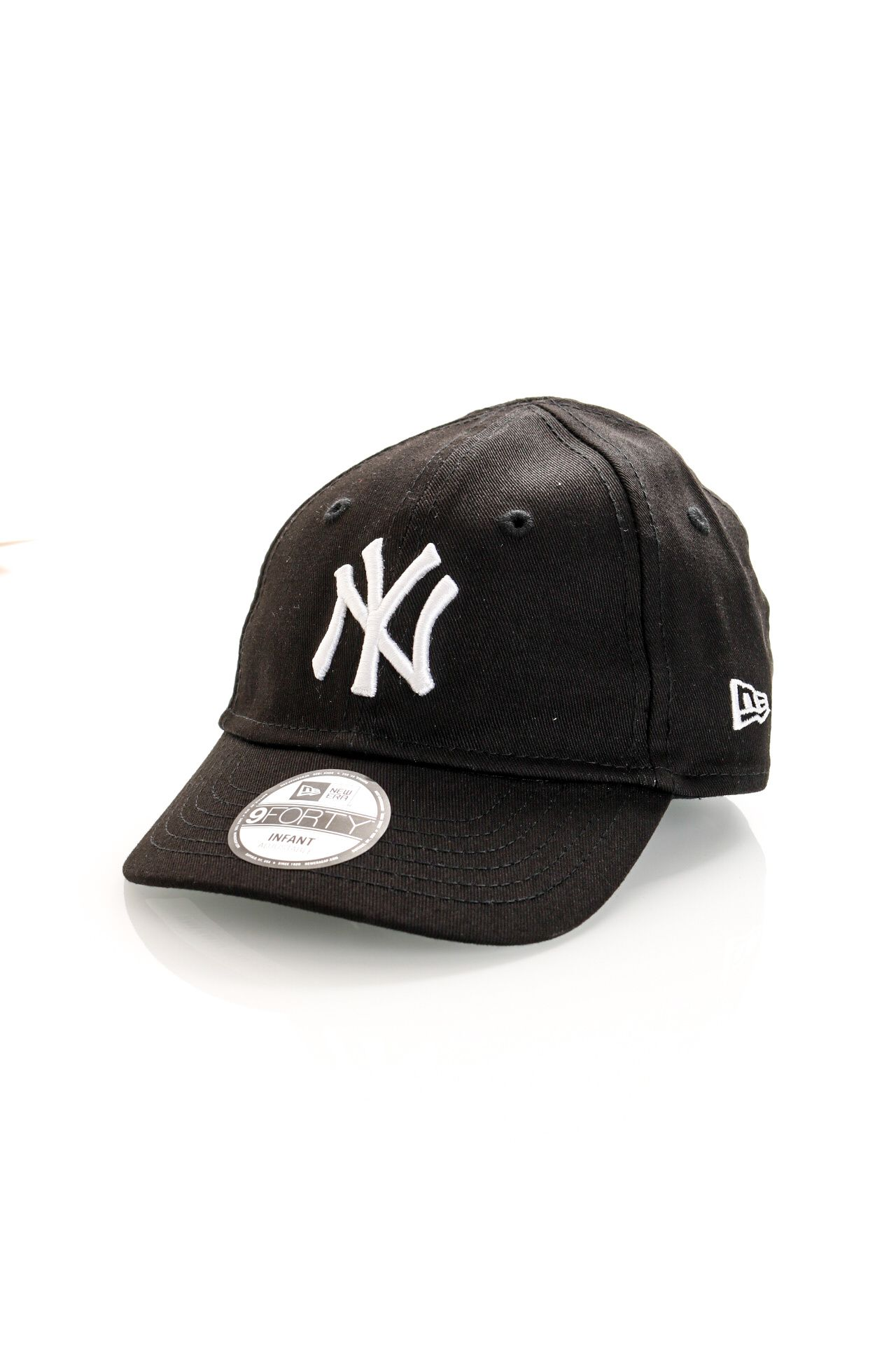Afbeelding van New Era Dad Cap New York Yankees KIDS MY FIRST 9FORTY Black/White 12051995