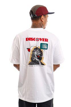 Afbeelding van Carhartt T-shirt S/S Discover White I029628
