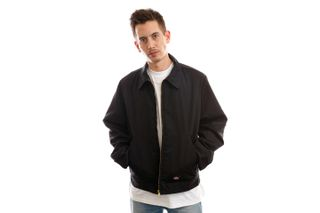 Foto van Dickies Jas Lined Eisenhower Jacket Black DK00TJ15BLK1
