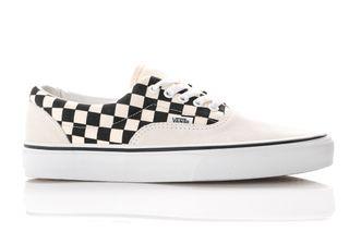 Foto van Vans Ua Era Vn0A38Frten Sneakers (Primary Check) Marshmallow/Black