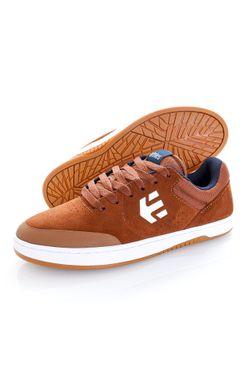 Afbeelding van Etnies Sneakers MARANA BROWN/NAVY 4101000403