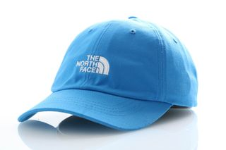 Foto van The North Face Dad Cap Norm Hat Clear Lake Blue NF0A3SH3W8G