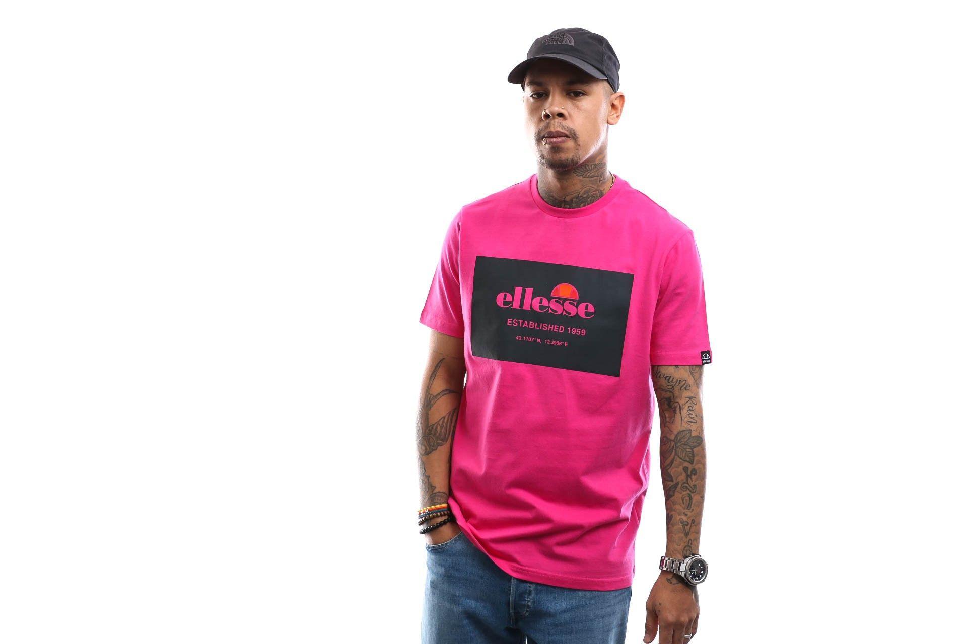 Afbeelding van Ellesse T-shirt Grosso Pink SHE08561