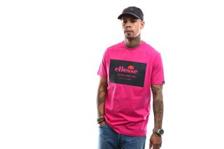 Foto van Ellesse T-shirt Grosso Pink SHE08561