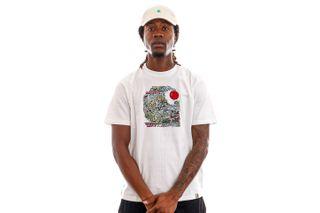 Foto van Carhartt WIP T-shirt S/S Treasure C T-Shirt White I029021