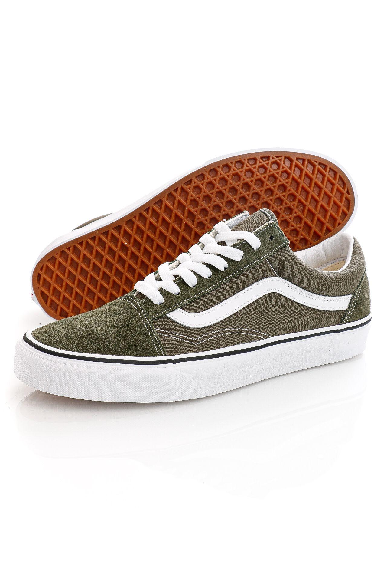 Afbeelding van Vans Sneakers UA Old Skool Grape Leaf/True White VN0A38G10FI1