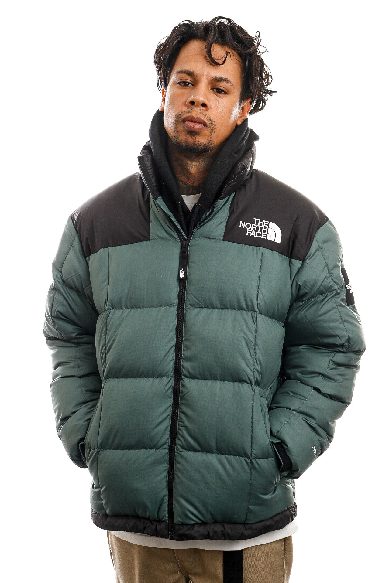Afbeelding van The North Face Jas M LHOTSE BALSAM GREEN NF0A3Y23HBS1