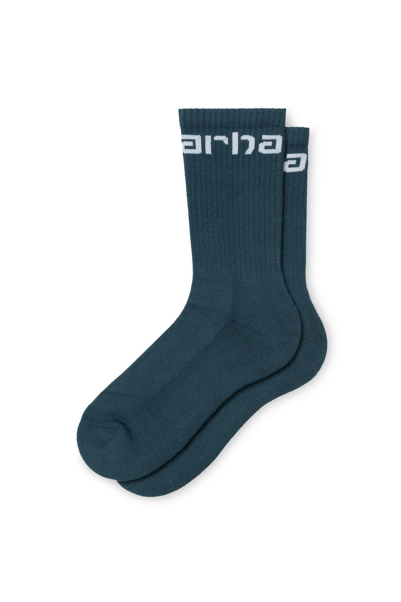 Afbeelding van Carhartt Sokken Carhartt Socks Admiral / White I027705
