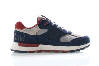 Foto van Timberland Sneakers Field Trekker Low F/L Navy Suede TB0A25260191