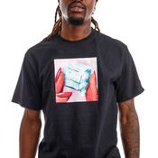 HUF T-Shirt HUF ICE MELTS Black TS01415
