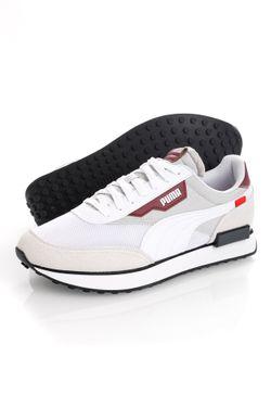 Afbeelding van Puma Sneakers Future Rider Core Puma White-Gray Violet 37403809