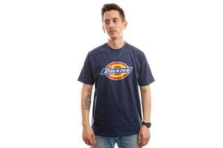Foto van Dickies T-shirt Icon Logo Tee Navy Blue DK0A4XC9NV01