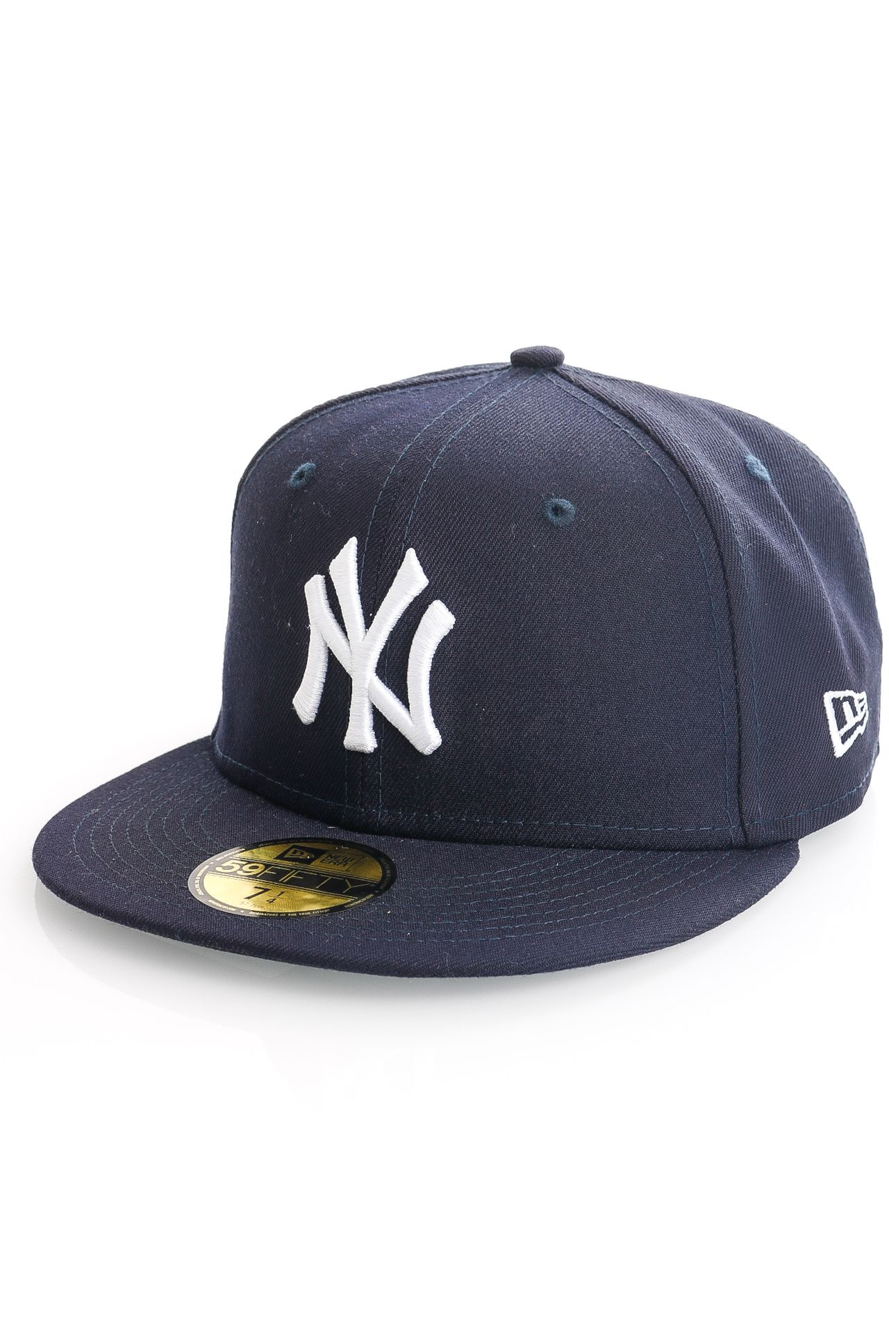 Afbeelding van New Era New York Yankees Fitted Cap MLB AC PERF 59FIFTY Navy/White 12572841